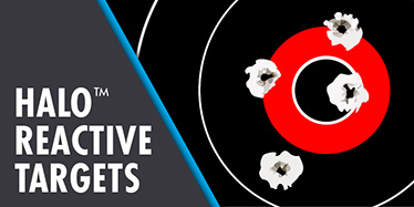 HALO Reactive Splatter Shooting Targets by Thompson