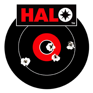 HALO Reactive Splatter Shooting Targets