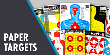 Paper Shooting Targets by Thompson